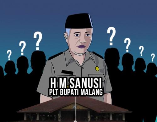Ilustrasi Plt Bupati Malang Sanusi Ngebet Lepas Pendopo Agung