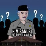 Plt Bupati Malang Sanusi Ngebet Lepas Pendopo Agung, Pejabat Internal Pemkab pun Bertanya-tanya