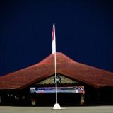 Ilustrasi Pendopo Agung Kabupaten Malang