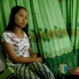Sulistyowati,  ibu kandung korban DFM, korban pelemparan penghapus yang berakibat luka robek di dahinya