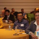 Wakil Wali Kota Malang Sofyan Edi Jarwoko (tengah) dalam kegiatan Indonesia-Australian Smart City Forum. (Foto: Humas Pemkot Malang for MalangTIMES)