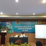 Forum Perangkat Daerah Pra Musrenbang RKPD Kabupaten Malang yang berlangsung di El Hotel, Rabu (6/3/2019) (Pipit Anggraeni/MalangTIMES)