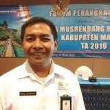Kepala Badan Perencanaan Pembangunan Daerah (Bappeda) Kabupaten Malang, Tomie Herawanto (Pipit Anggraeni/MalangTIMES).