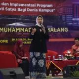 Wali Kota Batu: Perempuan Harus Kreatif dan Berpendidikan Tinggi