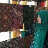 Batik,  salah satu produk IKM Tulungagung (foto: Joko Pramono/ Jatimtimes)