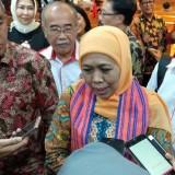 Gubernur Jatim Khofifah Indar Parawansa (luqmanul hakim)