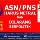 Lima Kali Unggah Konten Kampanye di Medsos, Oknum ASN Dipanggil Bawaslu Kota Malang