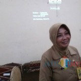 Puji Hariwati Plt Sekdin Pendidikan Kabupaten Malang (Foto: Nana/ MalangTIMES)