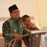 Wali Kota Malang Sutiaji saat membuka salah satu agenda Pemkot Malang. (Foto: Dokumen MalangTIMES)