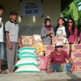 Banjir Menerjang, Icethe Beri Bantuan Sembako