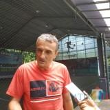 Arema FC vs Persita, Hamka Hamzah yang Masih Jadi 'Robocop' Tetap Tampil?