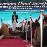 Banyak Bencana di Jatim, Pemkot Surabaya Gelar Do'a Lintas Iman
