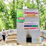 Fasilitas incenerator yang berada di�Desa Sumbergono, Kecamatan Bumiaji. (Foto: Irsya Richa/MalangTIMES)