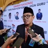 Ketua HIMPAUDI Jawa Timur, Imam Mahmud, M.Pd. (Foto: Imarotul Izzah/MalangTIMES)