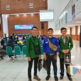 Mahasiswa Fakultas Pertanian Unisba Blitar jadi delegasi di Munas Formatani V