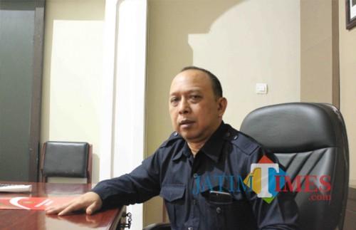 Totok Sugiarto, Wakil Ketua DPRD Kota Blitar.(Foto : Aunur Rofiq/BlitarTIMES)