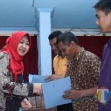 Wakil Walikota Kediri Lilik Muhibbah. (eko Arif s /JatimTimes)