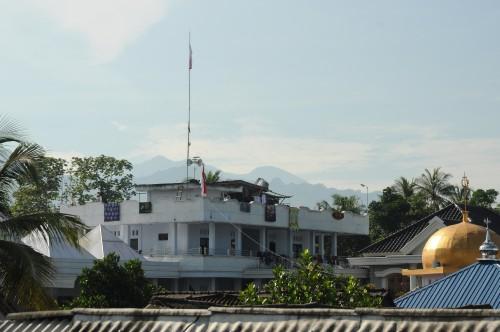 Salah satu gedung milik Pondok Pesantren Miftahu Falahi Mubtadi'ien Dusun Sukosari, Desa Pulosari, Kecamatan Kasembon, Kabupaten Malang