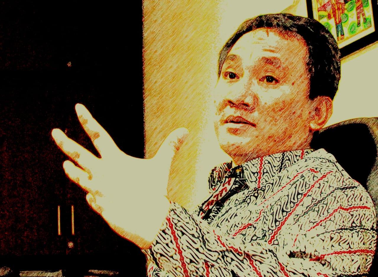 Andi Arief kembali berkicau di medsos dan kembali menuai kegaduhan warganet (Ist)