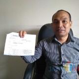 Komisioner Divisi Perencanaan dan Data KPU Kota Blitar Choirul Umam.(Foto : Team BlitarTIMES)