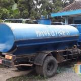 Mobil operasional PDAM Kabupaten Pasuruan.