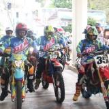 Perwakilan peserta Jambore Trail Adventure yang akan digelar di Kota Malang, 31 Maret mendatang. (Foto: Humas Pemkot Malang for MalangTIMES)