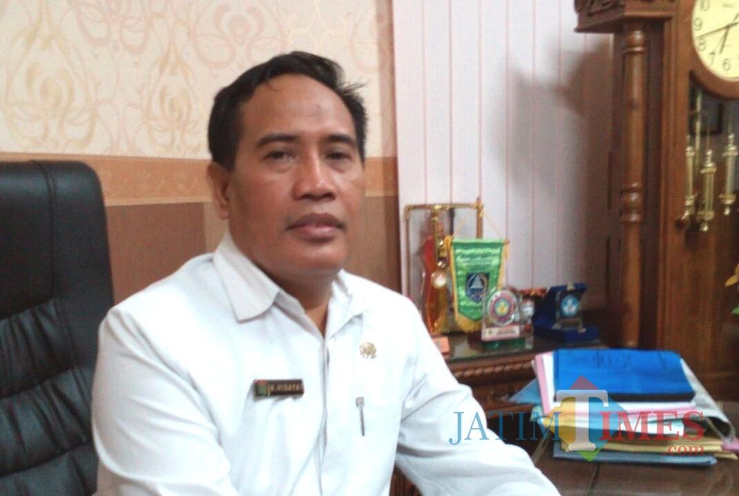 Kepala Disdik Kabupaten Malang M. Hidayat (dok MalangTIMES)