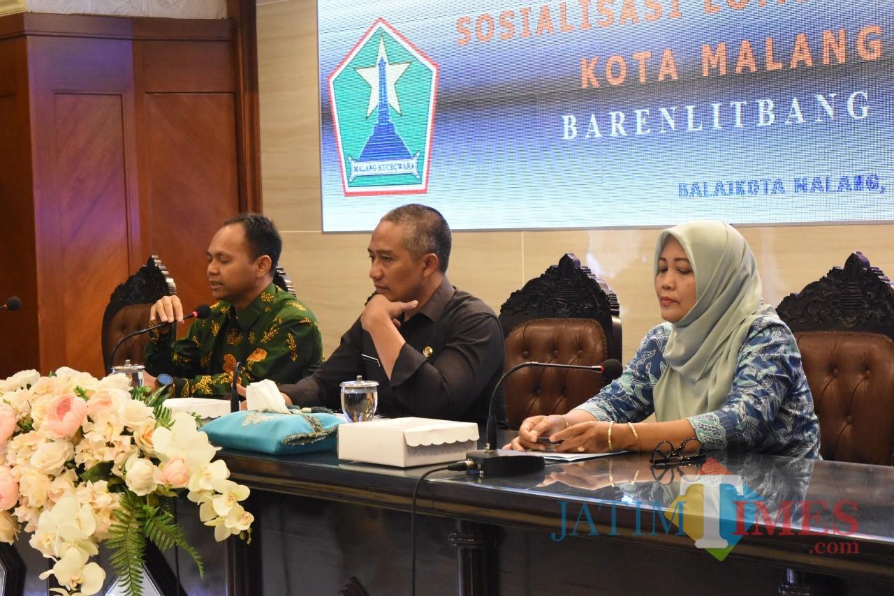 Pemkot Malang melalui Barenlitbang kembali menggelar Inotek 2019. (Foto: Dokumen MalangTIMES)