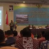 Plt Bupati Tulungagung, Maryoto Birowo saat membuka Musrembang (foto : Joko Pramono/Tulungagungtimes)