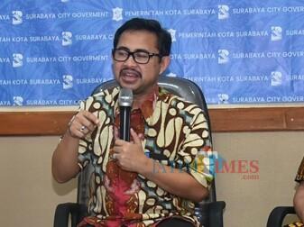Kepala Dinas Pendidikan Surabaya Ihsan