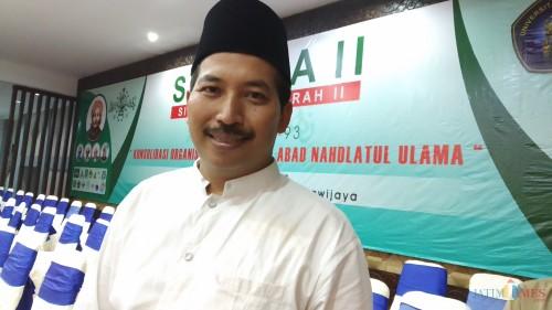Ketua PCNU Kabupaten Malang, Umar Usman (Pipit Anggraeni/MalangTIMES).