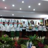 Silaturahmi Daerah (Silatda) II dalam peringatan Harlah NU ke 93 oleh PCNU Kabupaten Malang di Samantha Krida Universitas Brawijaya Malang (Pipit Anggraeni/MalangTIMES).
