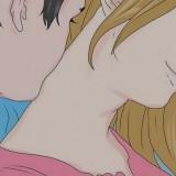Ilustrasi ciuman cupang yang ternyata menyimpan kengerian (Ist)