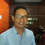 Ketua KPU Kota Malang Zaenudin saat ditemui awak media. (Foto: Nurlayla Ratri/ MalangTIMES)