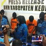 Dua Pengedar Sabu Diamankan BNN