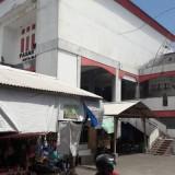 Pasar Legi Kota Blitar (nampak depan)