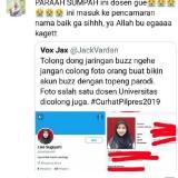 Ramai Akun Lies Sugiyarti di Medsos, Setelah Sandiaga Sebut Namanya, Warganet : Akun Bodong...