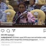 Menteri Susi Sentil DPR Terkait Botol Kemasan Plastik