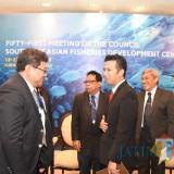 Wakil Gubernur Jatim Emil Dardak dalam acara SEAFDeC