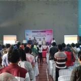 Acara Kolaborasi 4:0 Di Ngunut Bersama Eva Sundari / Foto : Istimewa / Tulungagung TIMES