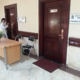 Ruang kerja Darmawan serta Ratih yang kebetulan bersebelahan di lantai dua gedung DPRD Surabaya.