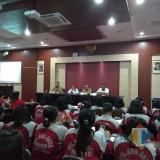 Rakor ketenagakerjaan yang digelar Bappeda Pemkab Blitar.(Foto : Team BlitarTIMES)