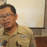 Ketua KPU Tulungagung,  Suprihno (foto:  Joko Pramono/Jatim Times)