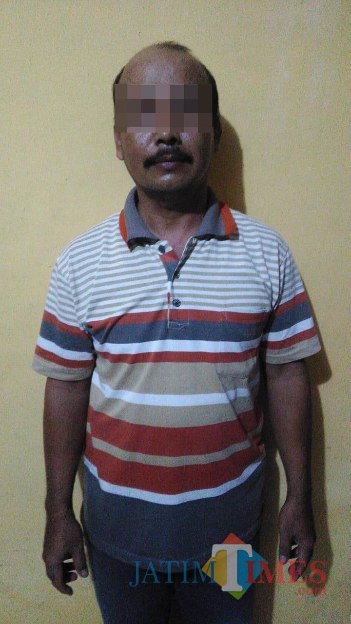 Toni Suherman, terlapor kasus pengeroyokan dan penganiayaan yang memilih melaporkan balik keluarganya ke pihak  kepolisian. (Foto : Dokumen MalangTIMES)