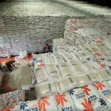Ilustrasi cadangan pangan beras (alinea.id)