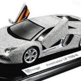 Salah satu mainan Lamborghini Aventador LP Model Car seharga Rp 65,7 miliar. (Foto: ist)