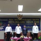 Kegiatan Pra Musrenbang RKPD Kota Malang Tahun 2020 di Hotel Savana, Rabu (20/3/2019) (Pipit Anggraeni/MalangTIMES)