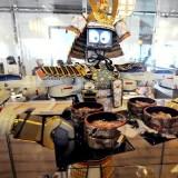 Rongheng Seafood Restaurant melayani konsumennya denhan menggunakan robot di Singapura. (Foto: ist)