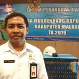 Tomie Herawanto Kepala Bappeda Kabupaten Malang menyampaikan butuh waktu 5 tahun pariwisata sumbang PAD besar (Pipit MalangTIMES)