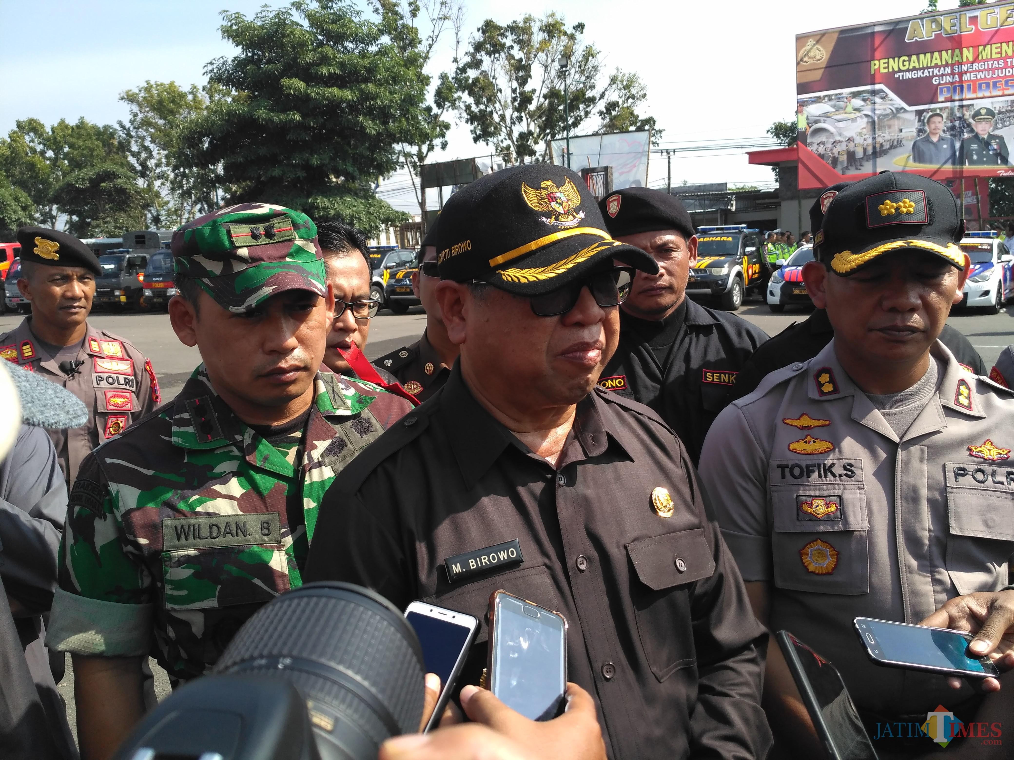 Ketua TKD Jokowi-Ma